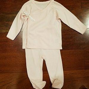 Ralp Lauren Baby Girls 2 piece outfit, 9mnths